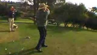 SportsCenter's Kenny Mayne Takes On Wuss Golf
