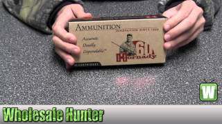 Hornady 450 Marlin 350gr Flat Point 8250 Per 20 Ammunition Unboxing
