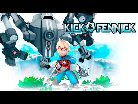 El niño perdido y el robot roto - Kick & Fennick