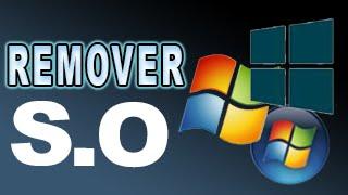 Como remover um sistema operacional do PC - Sem precisar formatar