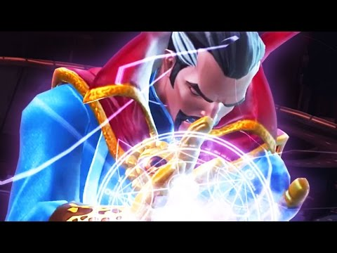 DR STRANGE UNLEASHES INSANE MAGIC - Marvel Contest of Champions Part 75