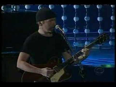 U2 - The Wonderer
