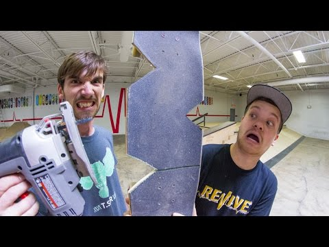 Don't Saw My Skateboard! / Warehouse Wednesday