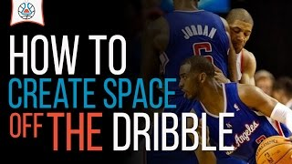 Simple Trick To Create Space Off The Dribble: NBA Mind Games