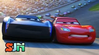 What The Hell Is Going On In The Cars 3 Trailer?! (Trailer Breakdown)