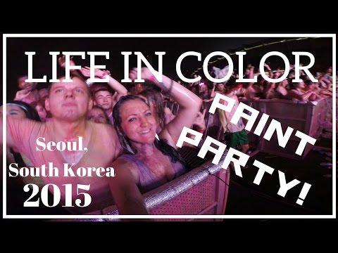 LIFE IN COLOR! -  Seoul, South Korea 2015