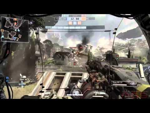 Titanfall - Геймплей E3 2013