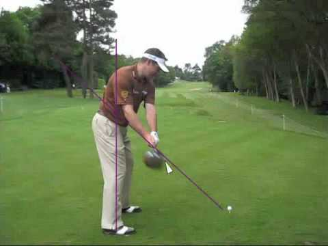 Lee Westwood Swing Analysis