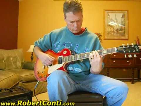 Mark Cook - Jazz Guitar Chord Melody Arrangement of Aura Lee