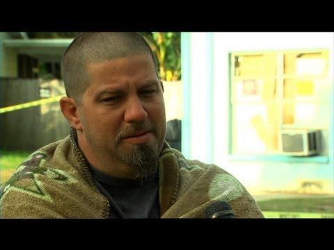 Jeremy Bush interview on brother swallowed up by Brandon sinkhole