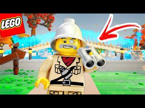 LEGO Worlds PT BR #91 - UMA DAS NOSSAS CONSTRUÇÕES MAIS LEGAIS thumbnail