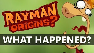 What's the deal with Rayman Origins?