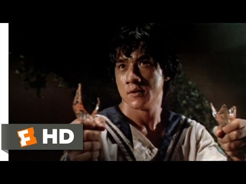 Jackie Chan's Project A (1/10) Movie CLIP - The Bar Brawl (1983) HD Image 1
