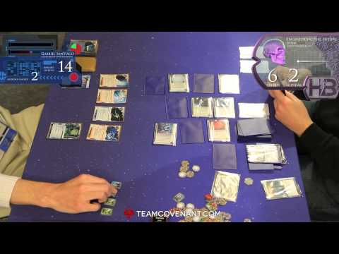 Netrunner Worlds - Game 1 - Jeremy v. Ben