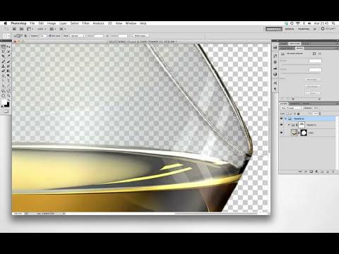 Mascaras y Transparencias Photoshop cs5