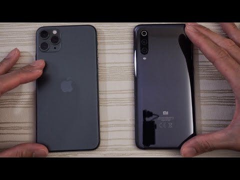Download  iPhone 11 Pro Max vs Xiaomi Mi 9 - Speed Test! Gratis, download lagu terbaru