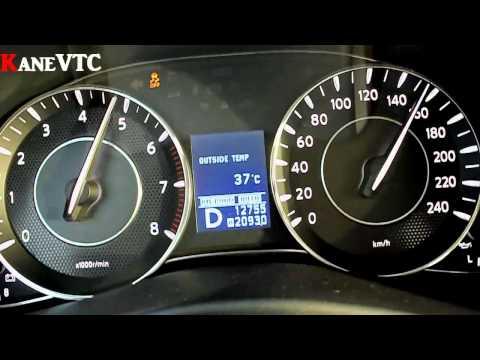 Nissan Patrol LE 2011 400hp acceleration 0 - 200Km/h