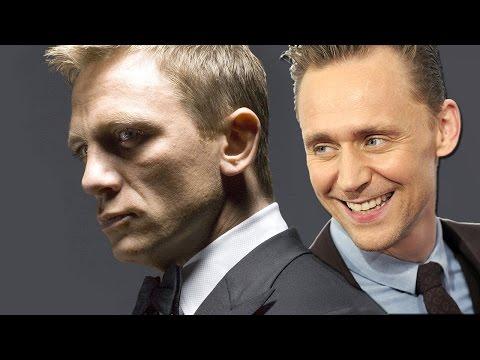 Daniel Craig Out, Tom Hiddleston In As James Bond?