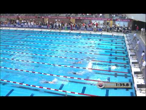 Women's 200m Butterfly B Final - 2012 Columbus Grand Prix