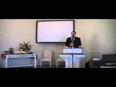 First Presbyterian Church Worship Svc., 5/25/2014 Rev. R S MacLaren Perkasie PA