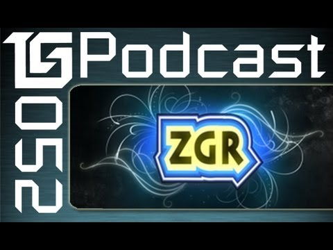 TGS Podcast #52 ft. ZeitgeistReview Hosted by TotalBiscuit, Jesse Cox, and Dodger