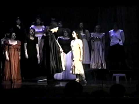 Canton South High School Choirs - Spring Show 94 (Phantom Part 1) Video