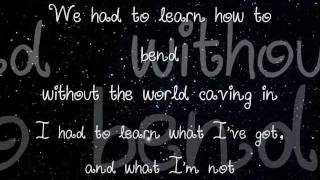 � I Won't Give Up- Jason Mraz (Lyrics on screen) �