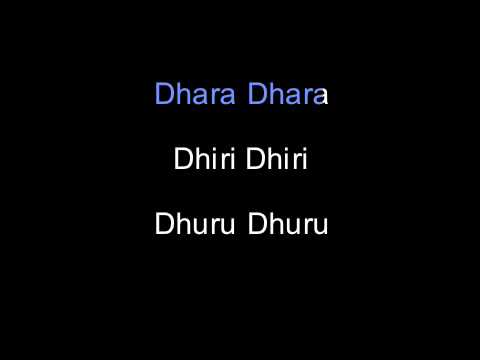 Mahakaruna Dharani Sutra Great Compassion Mantra
