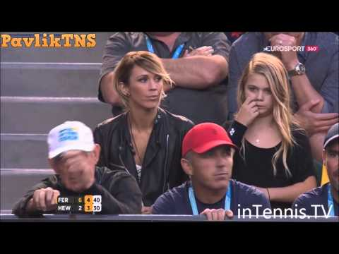 Lleyton Hewitt vs David Ferrer Highlights ᴴᴰ Australian Open 2016