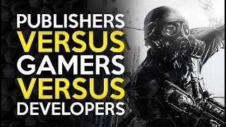 Publishers Are Becoming Obsolete - Gamers Vs  Developers Vs  Publishers