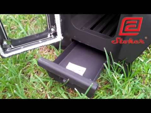 STOKER 100 REVIEW - INTERIOR WOOD BURNING STOVE / HEATER