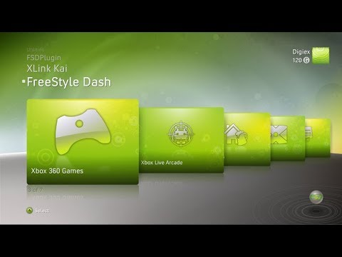 Streaming an Xbox 360 game over the network using FreeStyle Dash 2.2