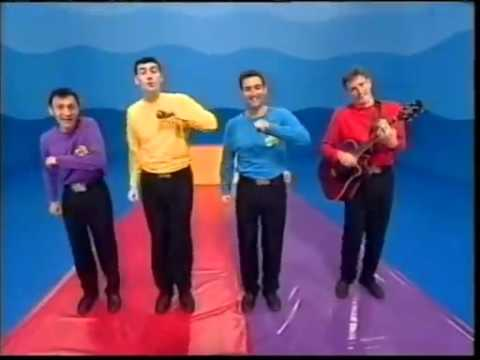The Wiggles - I Climb Ten Stairs