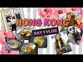 Hong Kong Vlog Day 1 (arrival)