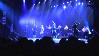 Priya Singh live @ Gold Reef City South Africa March 2011