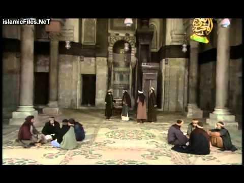 مسلسل الامام الغزالى الحلقة الثامنة والعشرون