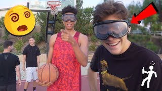 2Hype Drunk Basketball Challenge!