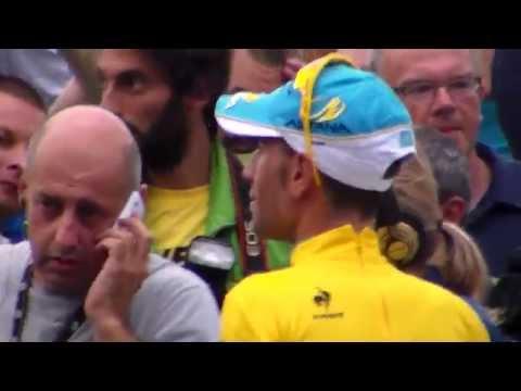 Trionfo di Vincenzo NIBALI @ Paris Tour de France 2014 - Parigi