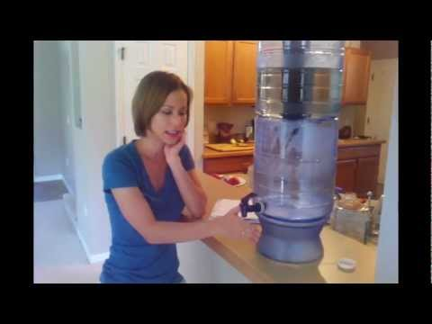 Berkey Light Water Purifier Unboxing and Review