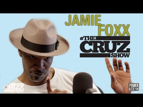 Jamie Foxx On Django, Drake + New Album