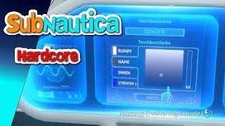 Subnautica: Der erste Andockraum★S02E13★Hardcore★Deutsch