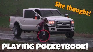 PLAYING POCKETBOOK! | PRANKING PEOPLE!!!