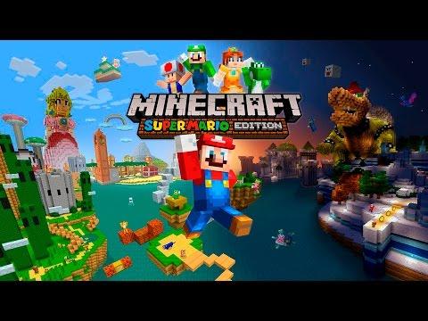 Minecraft Super Mario Edition!!