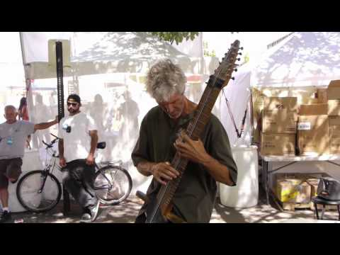Bob Culbertson - Chapman Stick - Spanish Sun