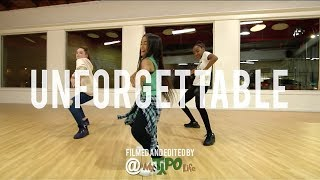 download lagu French Montana - UNFORGETTABLE Ft. Swae Lee, Dancehall Choreo gratis