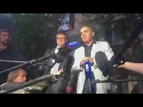 Суд оправдал Каспарова  Его заявление после суда 2012