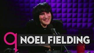 The Mighty Boosh's Noel Fielding in studio q
