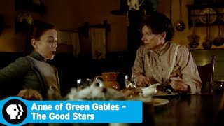 """ANNE OF GREEN GABLES - THE GOOD STARS 
