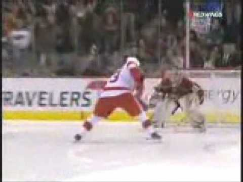 Pavel Datsyuk Signature Move Goals Compilation - Detroit Red Wings Video