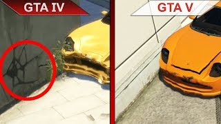 THE BIG GTA COMPARISON | GTA IV vs. GTA V | PC | ULTRA
